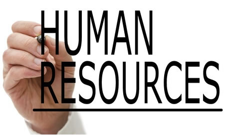 Newman HR UK employment law advice hand writing human resources