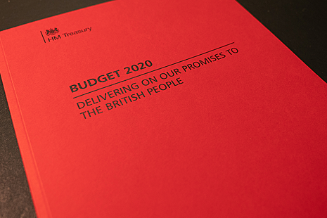 Covid 19 and the Budget